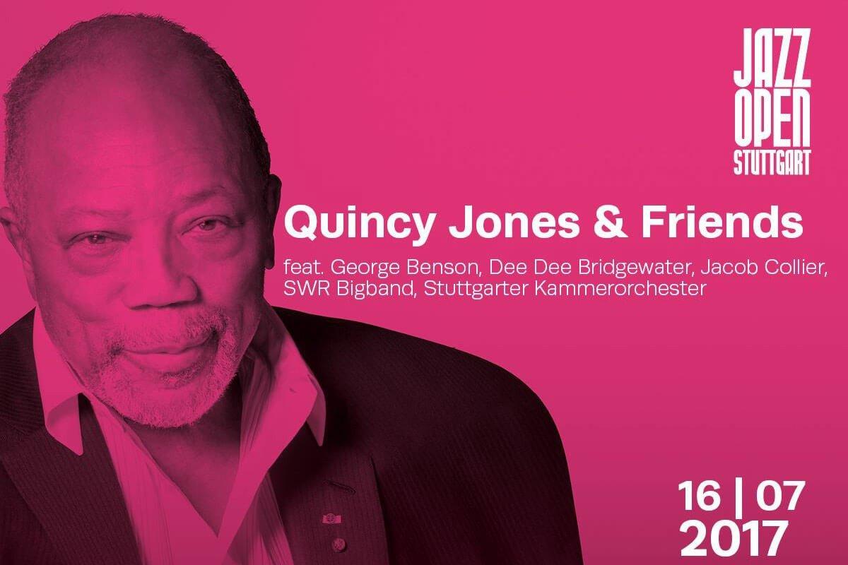 Quincy Jones SWR