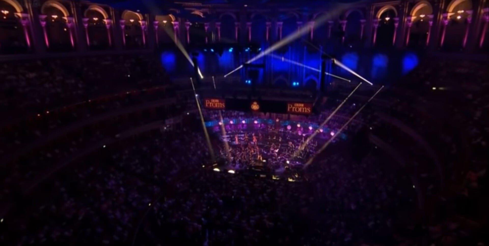 Callum Au - BBC Proms
