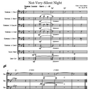 Callum Au - Not Very Silent Night