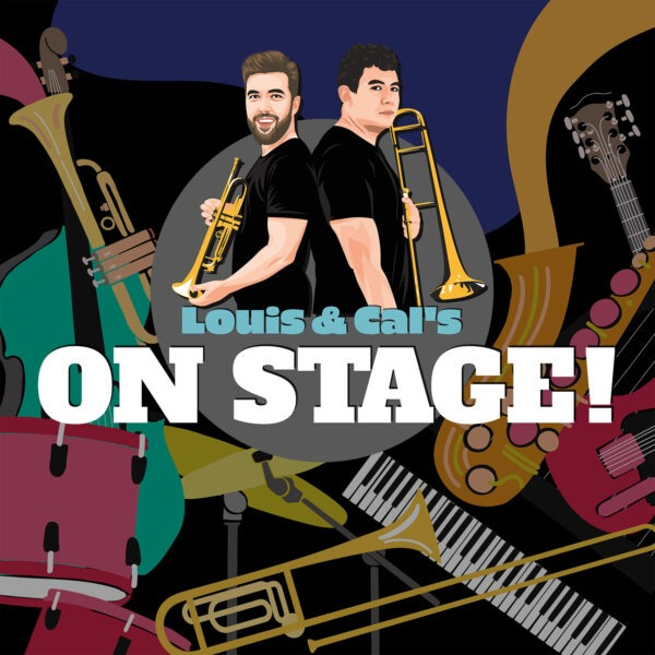 Louis Dowdeswell & Callum Au 'ON STAGE!'